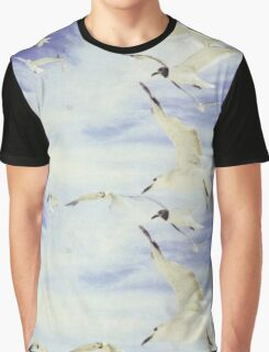 1989 SEAGULLS Graphic T-Shirt