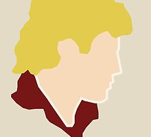 Enjolras - iPad / iPod / Prints / Pillows / Totes by swelldame