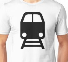 Train icon Unisex T-Shirt