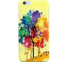 How beautiful spring iPhone Case/Skin