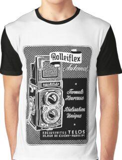 Rolleiflex poster Graphic T-Shirt