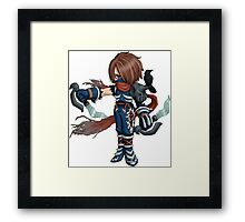 Assasin RPG Man Framed Print