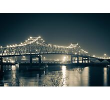 The Bridge Over The River Photographic Print