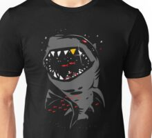 Limited Edition - Shark with Pixelated Teeth Unisex T-Shirt