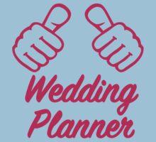 Wedding planner Kids Tee