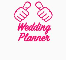 Wedding planner Womens Fitted T-Shirt