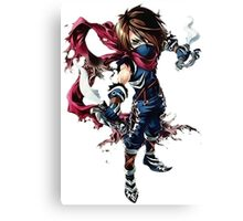 Assasin RPG Epic Canvas Print