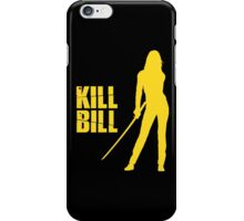 -TARANTINO- Kill Bill iPhone Case/Skin