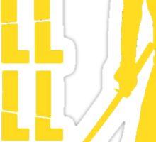 -TARANTINO- Kill Bill Sticker