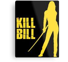 -TARANTINO- Kill Bill Metal Print