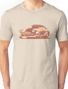 cartoon retro car Unisex T-Shirt