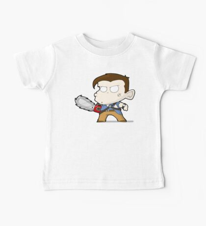 TheDandyTiger Chibi Style EvilDead Baby Tee