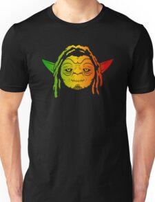 Rasta Yoda Unisex T-Shirt