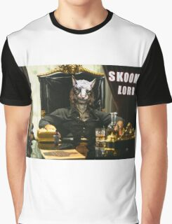 Skooma Lord (Skyrim) Graphic T-Shirt
