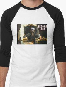 Skooma Lord (Skyrim) Men's Baseball ¾ T-Shirt