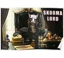 Skooma Lord (Skyrim) Poster