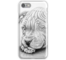 curious iPhone Case/Skin