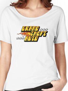 -GEEK- GTA 1 Logo Women's Relaxed Fit T-Shirt