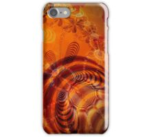 amber room iPhone Case/Skin