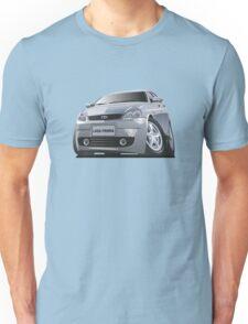 modern cartoon car Unisex T-Shirt
