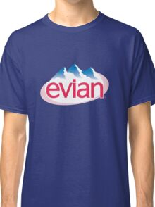 Evian Logo Classic T-Shirt