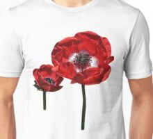 Poppy Mother and Child Unisex T-Shirt