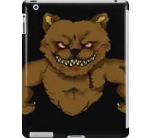 Tough Teddy iPad Case/Skin