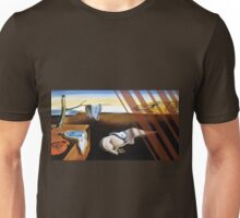 The Persistence of Memory Modernized Unisex T-Shirt