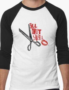 Hairdresser Men's Baseball ¾ T-Shirt