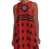 Its a Dalek Cosplay A-Line Dress