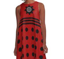 Its a Dalek Cosplay A-Line Dress