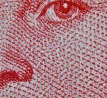 Queen Elizabeth Sticker