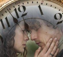 Outlander/Jamie & Claire Fraser/Timeless Love Sticker