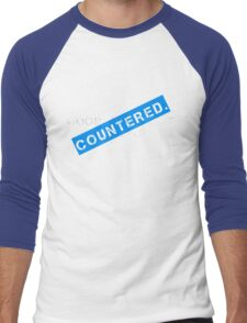 Countered Men's Baseball ¾ T-Shirt