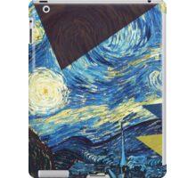 Starry Night Modernized iPad Case/Skin