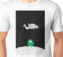 Martian globe Unisex T-Shirt