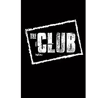 The Club Photographic Print
