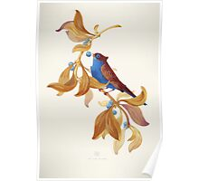 Blue birds song Poster