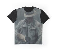 F Co.  51st INF LRPs in Vietnam Graphic T-Shirt