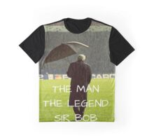 Newcastle United Sir Bobby Robson Graphic T-Shirt