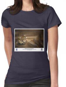 Operation Iraqi Freedom Womens Fitted T-Shirt