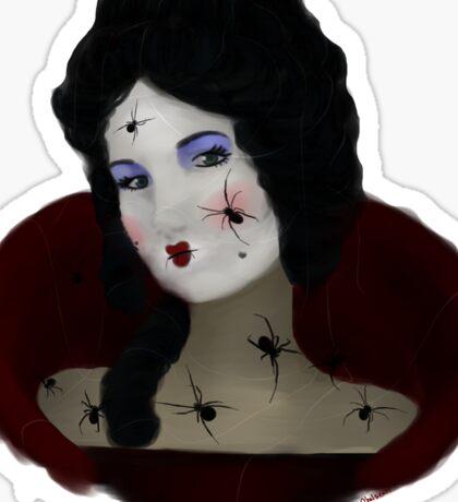 Spider Woman Sticker