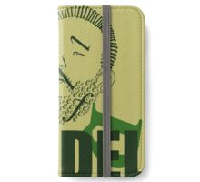 InFidel Castro iPhone Wallet/Case/Skin