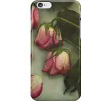 Tears of a Rose  iPhone Case/Skin
