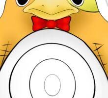 Penguin of the Dandy Persuasion Sticker