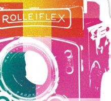 Rolleiflex 2.8C Planar Sticker