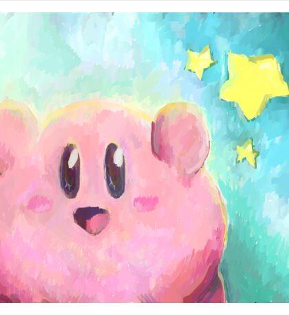 Kirby! Sticker