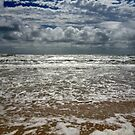 Beach Abstract by Donna19