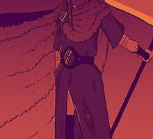Spearman by Valkyrem