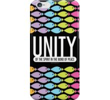 Unity Spirit Bond Peace iPhone Case/Skin